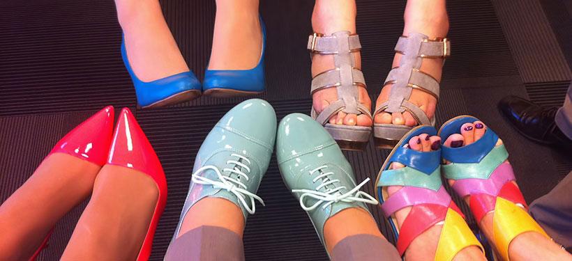 Så köper du skor på nätet
