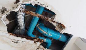 Vattenlarm för att skydda din bostad